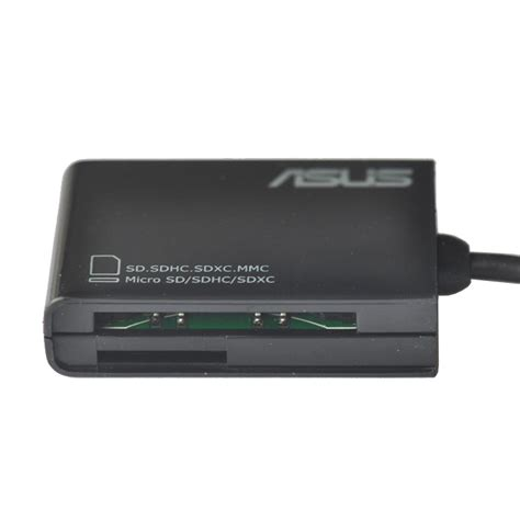 Memory Card Asus asus vivotab usb card reader micro sd and sd card black jakartanotebook
