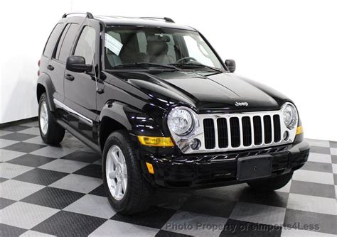 jeep liberty limited 2006 used jeep liberty limited 4wd suv at eimports4less