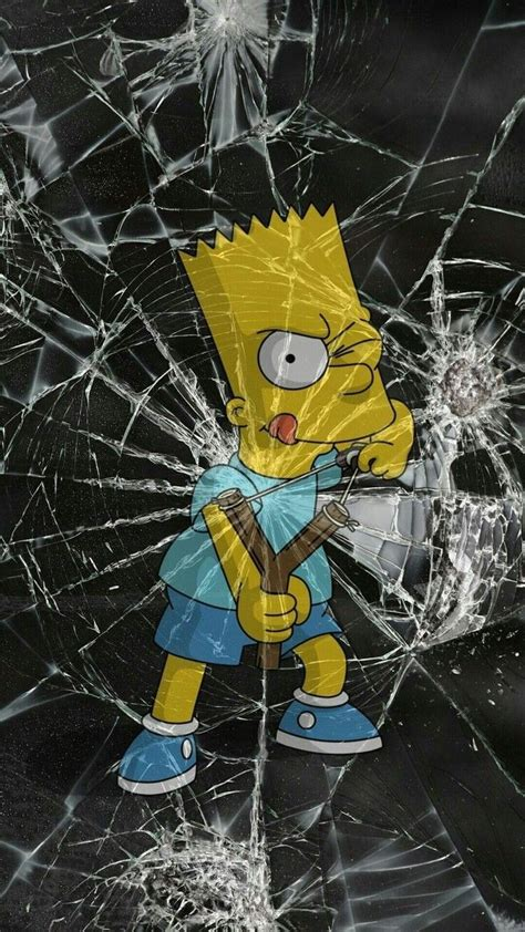 sad bart simpson wallpapers top  sad bart simpson