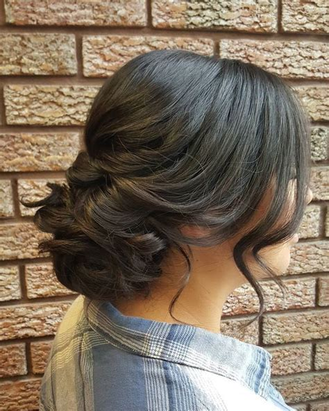 60 fresh prom updos for hair in 2018