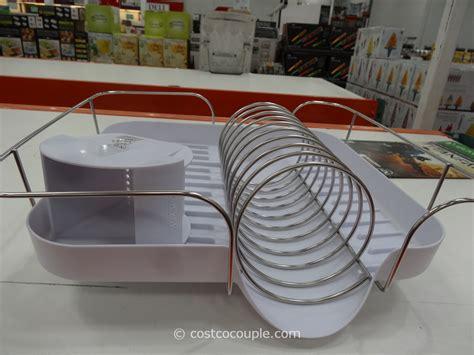 Dish Rack Costco by Polder Dish Rack