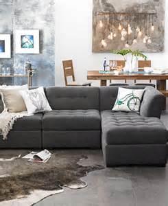 Macys Living Room Furniture Roxanne Fabric Modular Living Room Furniture Collection Only At Macy S Furniture Macy S