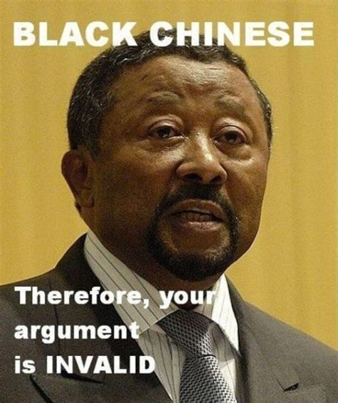 Black Chinese Man Meme - this funny meme wins every argument 35 pics picture