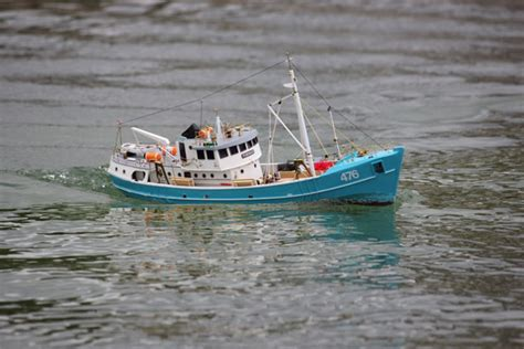 professional rc fishing boat radio controlled boat free stock photo public domain