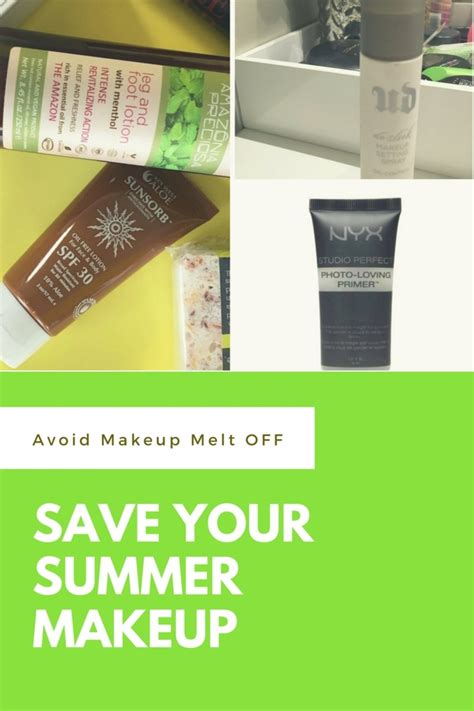 How To Salvage Your Summer Skin by How To Save Your Summer Makeup Momtrendsmomtrends