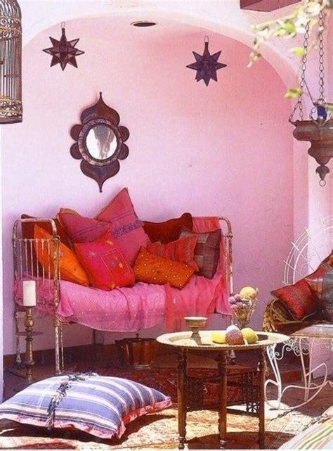 Tas Vintage Bohemian 4 20 ideas para una decoraci 243 n 225 rabe bohemia decomanitas
