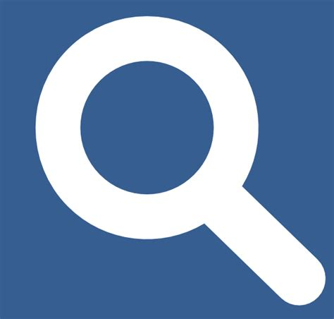Search I Search Icon Clip At Clker Vector Clip Royalty Free Domain