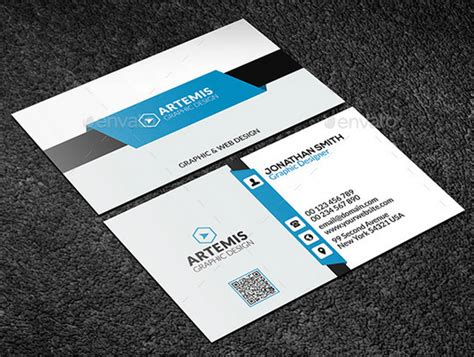 Name Card Template 30 Best Business Card Templates Psd Design Freebie