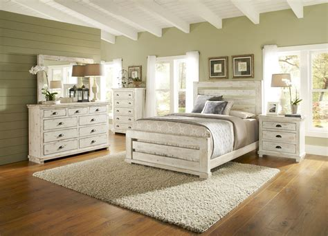 white wooden bedroom furniture sets luxury white bedroom progressive furniture willow king bedroom group