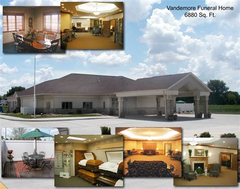 vandemore funeral home behrens design development