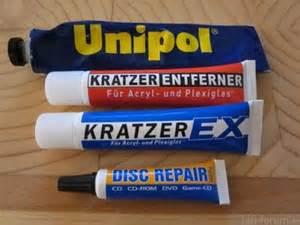 Acrylglas Polieren Zahnpasta by Kratzer Auf Cd Schleifen Lassen Cd Sacd Player
