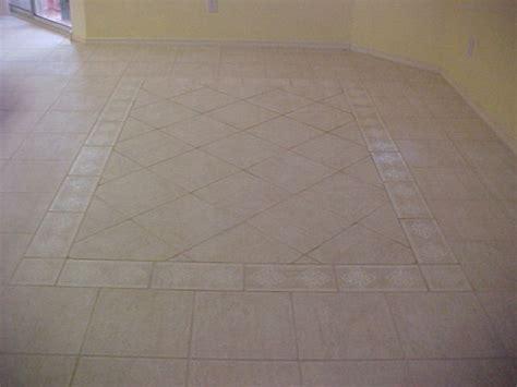 decorative tile insert designs for floors