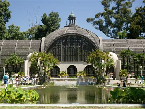 Gardens In San Diego by The World S Greatest Parks Balboa Park San Diego