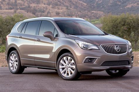2017 buick envision suv pricing for sale edmunds
