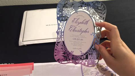 Wedding Paper Divas Reviews by Wedding Paper Divas Invitations Review Part 2 My