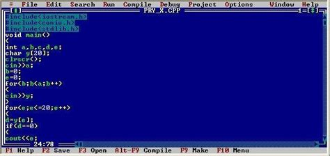 turbo c for windows 8 7 81 vista 32 bit 64 bits turbo c for windows 8 7 10 32 bit 64 bit full download