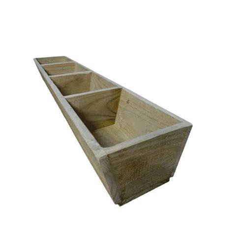 Herb Planter Box 1200 Long 4x Divisions Breswa Planter Boxes
