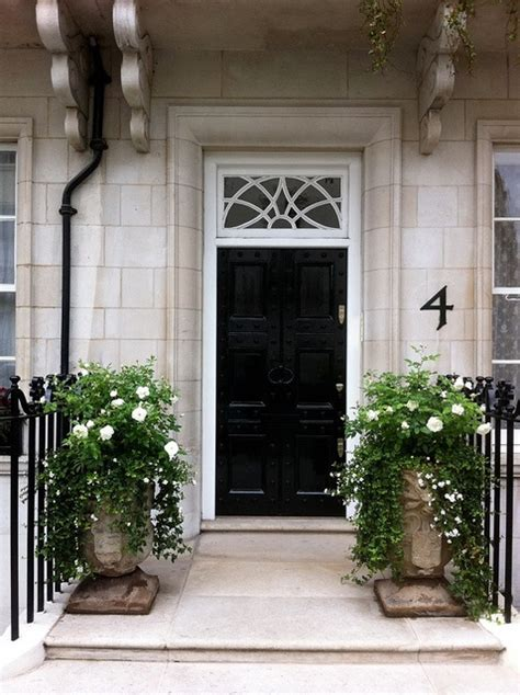 Black Exterior Door New Home Design Information Black Entry Doors