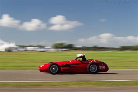 maserati 250f chassis 2518 driver simon diffey