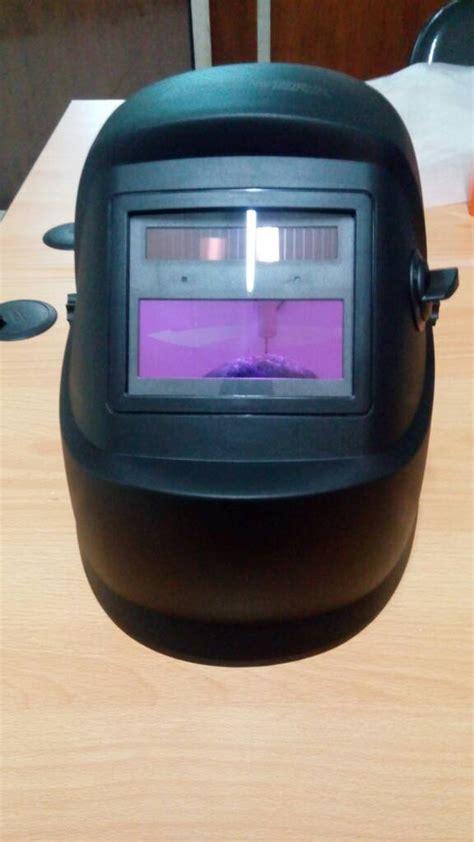 Kaca Las Otomatis topeng las otomatis kedok pencegah kecelakaan kerja