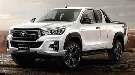Ring Fogl All New Hilux Limited toyota hilux facelift 2018 autoblog gr