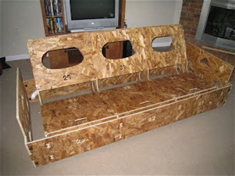how to build your own sofa the blairs build your own couch
