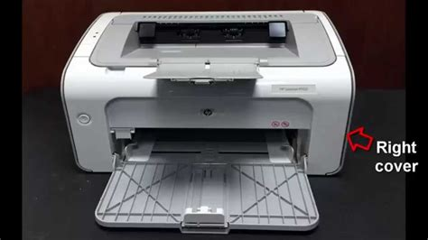 Printer Hp Laserjet P1102 how to remove jammed paper hp laserjet professional p1102
