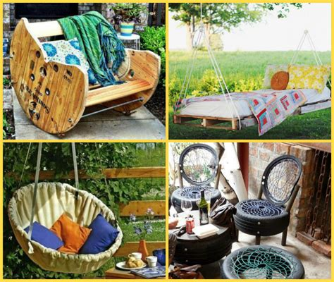 home decor diy furnishings interior design and furniture 22 easy and fun diy outdoor furniture ideas diy cozy home
