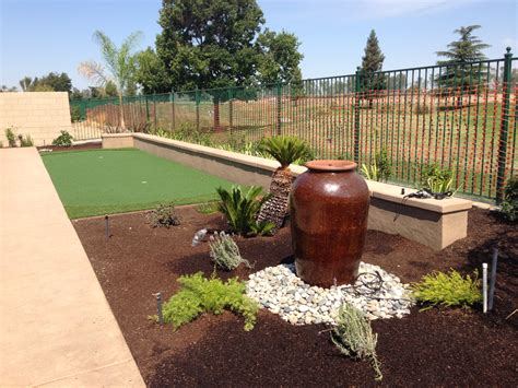 Backyard Putting Green Accessories Fake Grass Carpet Buckley Washington Design Ideas