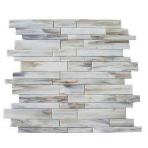 splashback tile matchstix halo 12 in x 12 in x 3 mm