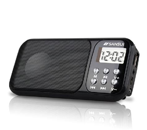 Speaker Mini Sansui alysea sansui a47 stereo mini speaker portable mp3 player