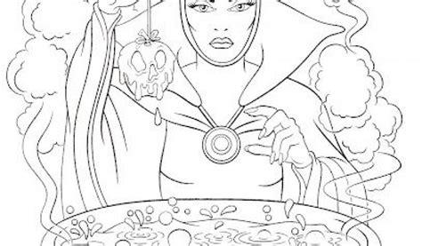 disney villains coloring pages bust disney best free