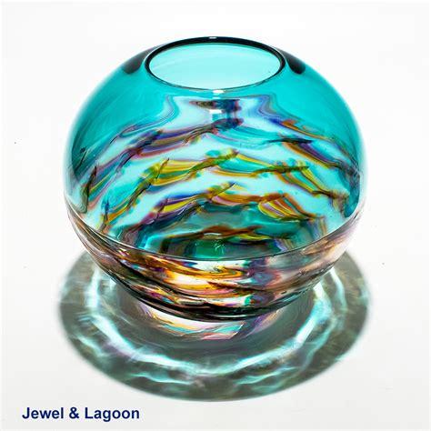 decorative glass centerpieces decorative glass bowls for centerpieces i helix by