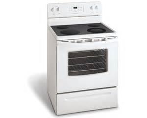 Dishwasher Fridge Combo Ffrt1821qw Cfef3014lw Frigidaire White Fridge Ceramic Stove
