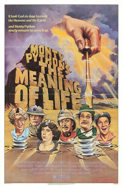 biography documentary meaning monty python s meaning of life movie posters at movie