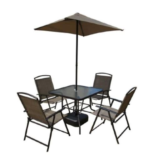 Hton Bay Patio Dining Set Hton Bay Belleville 7 Patio Dining Set Hton Bay 7 Patio Dining Set 100 Image