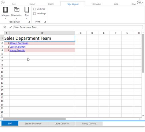 Asp Net Spreadsheet by Asp Net Spreadsheet Enhancements Adaptive Dialogs And