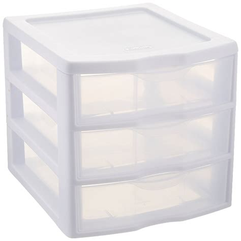 Plastic Drawers by Easy And Cheap Plastic Storage Drawers Yonohomedesign