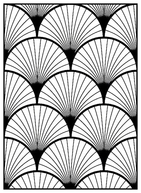 Art Deco Patterns Designs Www Pixshark Com Images Galleries With A Bite Ornament Stencil Template