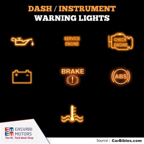 engine light comes on and dash instrument warning lights the check engine light