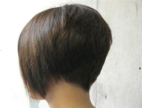 reverse wedge haircut pictures hairxstatic short back bobbed gallery 5 of 6 short