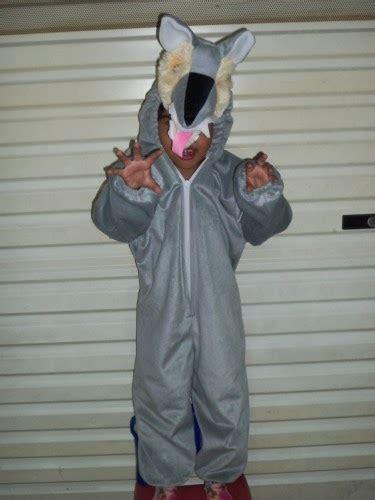 Harga Baju Kostum Anak Corak Binatang bksb 012 baju kostum binatang kostum srigala rp 185 000
