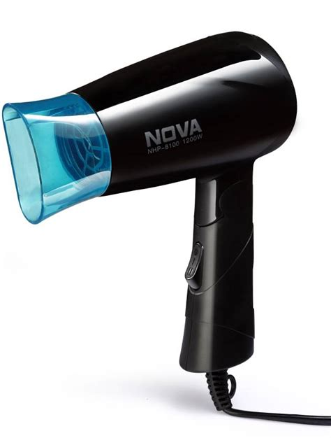 Hair Dryer 1200 Watts silky shine 1200 w and cold foldable nhp 8100 05