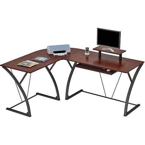 Line Desk by Z Line Designs Edgewood Quot L Quot Computer Desk Espresso Finish