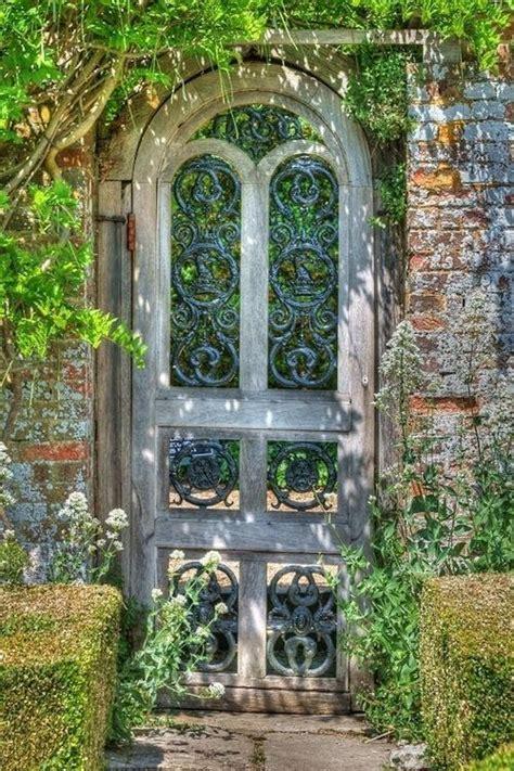 Garden Gate by Gateway To The Garden The Secret Garden