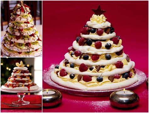 christmas desserts delicious meringue christmas dessert ideas for you