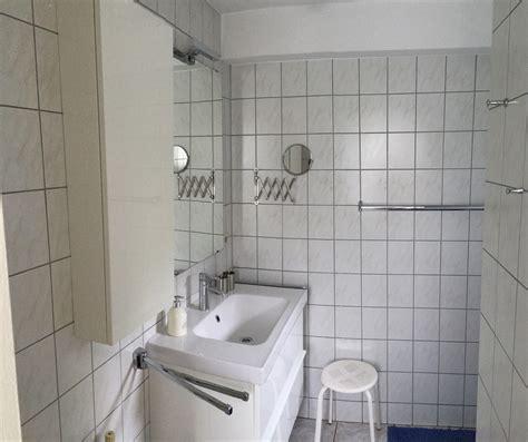 Bad Wc by Bad Und Wc Bereich Unseres Ferienhaus Strandslag 201