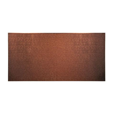 fasade 96 in x 48 in audrey decorative wall panel in fasade 96 in x 48 in hammered decorative wall panel in