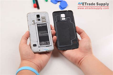 how to repair broken galaxy s5 screen and other parts