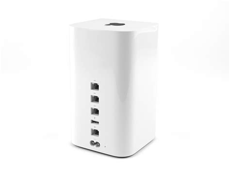 Router Apple apple airport time capsule me182am a wireless router and storage 3tb xcite alghanim